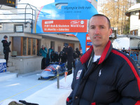 St. Moritz Bobsled World Cup